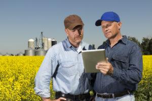 Access Farm data on your tablet!
